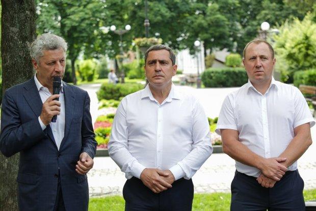 Юрий Бойко: Украинцы требуют полной перезагрузки власти