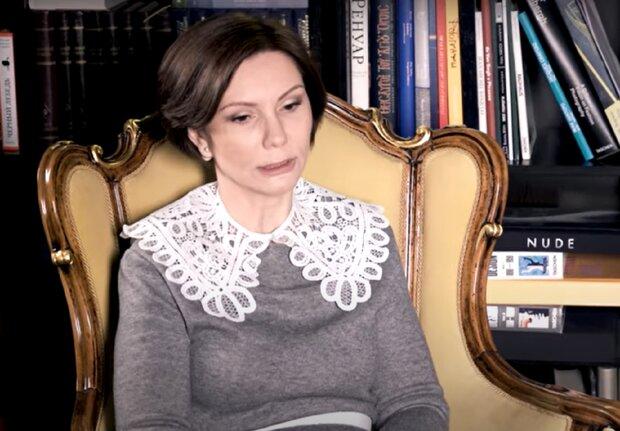 Елена Бондаренко, скриншот видео