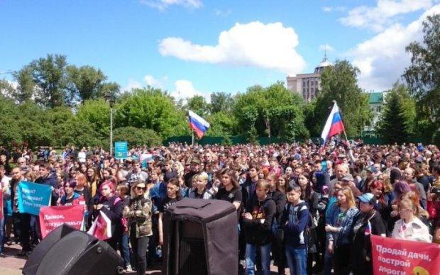 ЧС 2018 позаду: у Росії назріває бунт, кремлівські бабусі в гніві