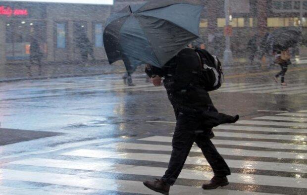 На зиму не похоже: погода испортит настроение запорожцам 28 декабря