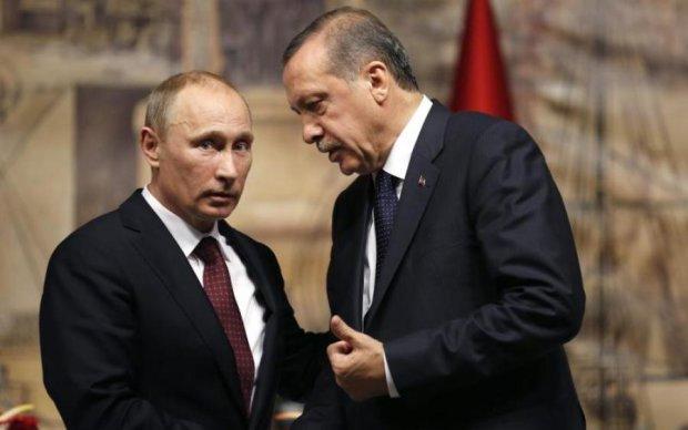 Тривожний дзвіночок: Ердоган вирішив помірятися силами з Путіним