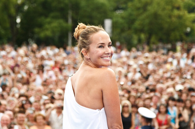 Жанна Фриске призрачно ворвалась на праздник к Наталье Могилевской, даже Бадоева позвали: фото