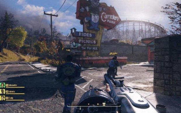 Автор Fallout 76 рассказал, как пройти игру в одиночку