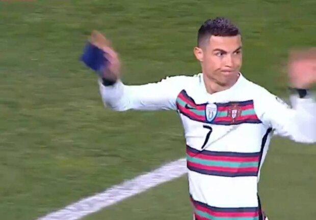 Кріштіану Роналду / скріншот з відео