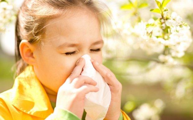 Медики рассказали об отличиях ОРВИ и аллергии у детей