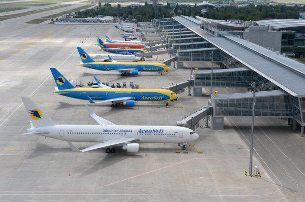 """Наліталися: в аеропорту """"Київ"""" скасували всі рейси, що потрібно знати"""