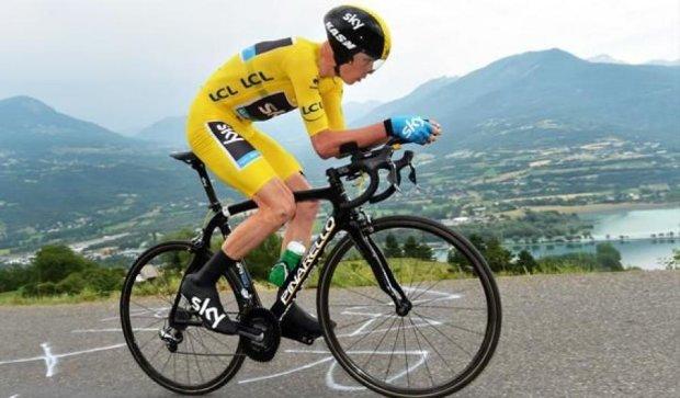 """Лидера велогонки """"Тур де Франс"""" обвинили в допинге"""
