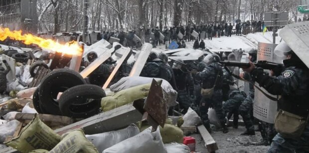Революция Достоинства, фото Ukrinform
