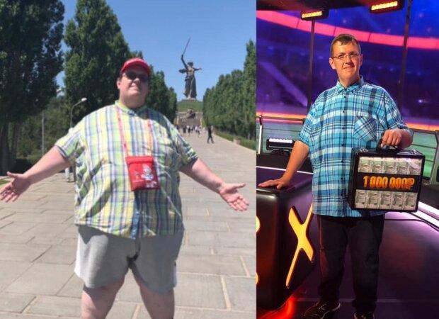 Терези відмовлялись показувати: КВН-щик зізнався, як йому вдалося схуднути на 100 кг
