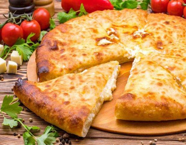 Осетинский пирог, фото из свободных источников