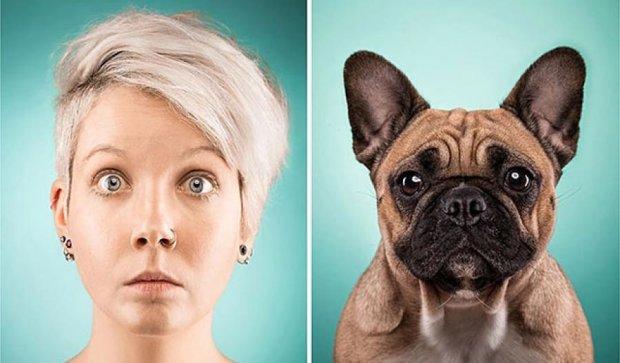 Невероятное сходство собак и их владельцев (фото)