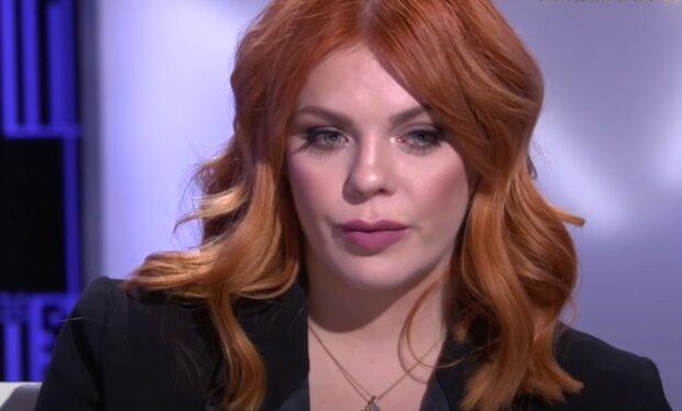 Анастасия Стоцкая, скриншот с видео