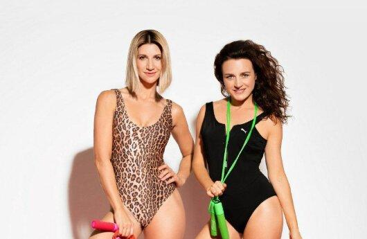 Аніта Луценко та Юлія Богдан знайшли ідеальний спосіб схуднути: лише 28 днів - і ви модель