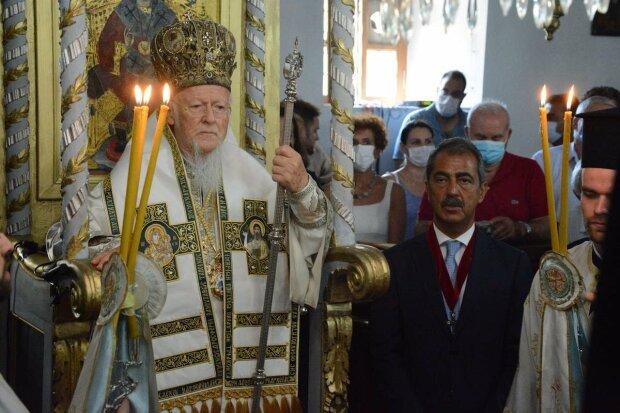 Вселенский Патриарх Варфоломей - фото Ecumenical Patriarchate, Фейсбук
