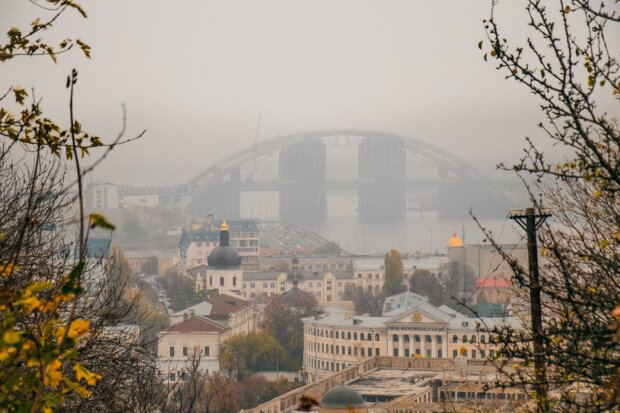 Київ накриє густий туман: синоптики стривожили екстремальним прогнозом на 23 жовтня