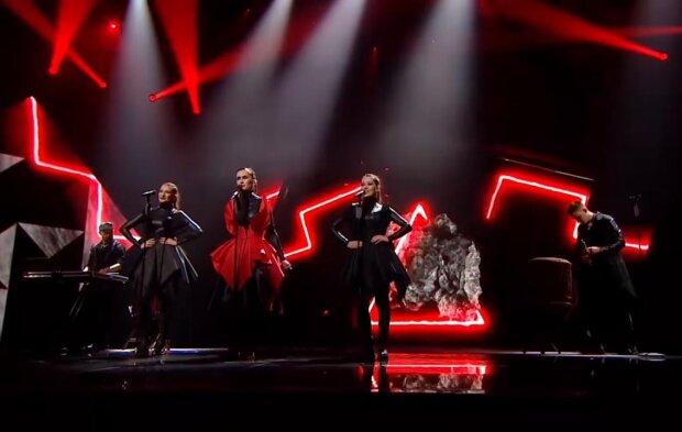концерт Go_A, кадр з відео