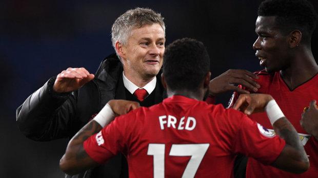 Сульшер став найкращим тренером в Англії