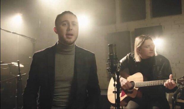 "Группа ""Антитіла"" / скриншот из видео"
