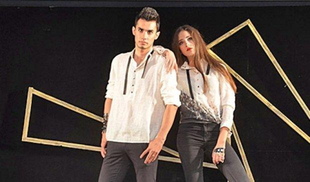 Украинские модники выбрали коллекцию для показа в Калифорнии (фото)