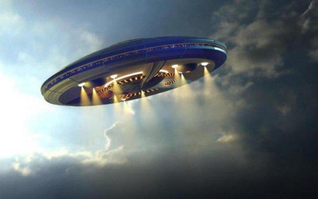 Фантастическое видео из Зоны 51 просочилось в интернет