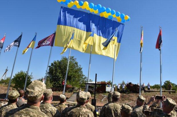 Ситуация на Донбассе, фото: facebook.com/pressjfo.news