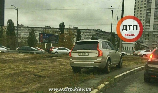 Дончанка на паркетнику влаштувала в Києві майстер-клас по жлобству
