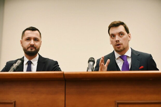 Алексей Гончарук и Роман Опімах, Telegram