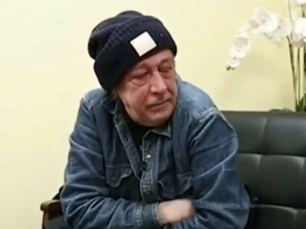 Михайло Єфремов, скрін з відео