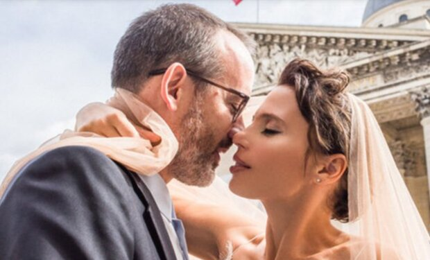 Ирена Карпа с мужем, фото: facebook.com/IrenaKarpa