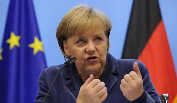 Меркель рассказала, как будут развиваться отношения с США