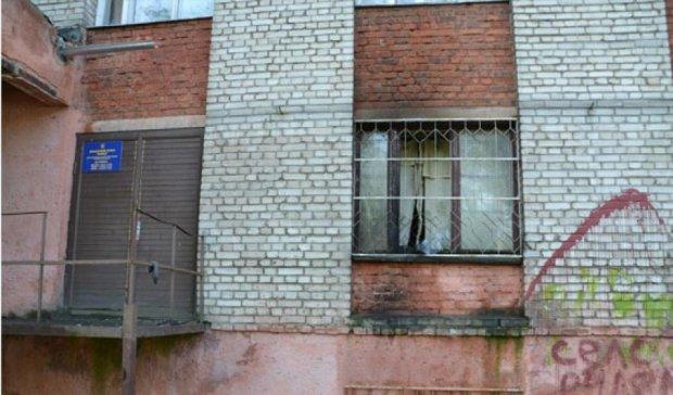У Львові стався не вибух, а підпал - МВС