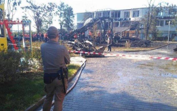 """Пожежа у таборі """"Вікторія"""": перша обвинувачена отримала вирок суду"""