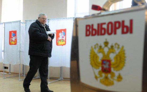Яка країна, така і агітація: російські пенсіонери зачитали репчик