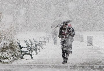 Погода на 13 січня: снігова пастка закриється в кількох областях