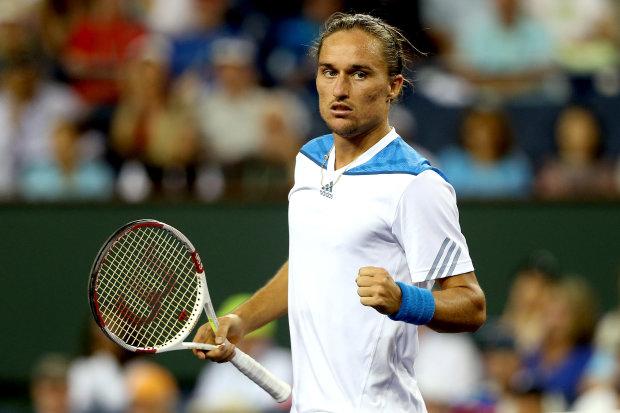 На українського тенісиста напав небезпечний хижак: фото