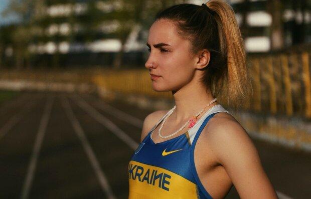 Дар'я Токарєва, фото Федерації легкої атлетики Івано-Франківської області