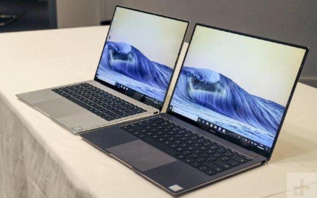 Huawei випустила ноутбук з камерою у несподіваному місці