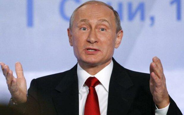 Путін повезе Макрону чергові байки про Україну