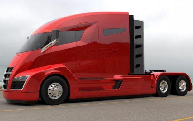 Nikola відкриє нову еру екологічних вантажівок