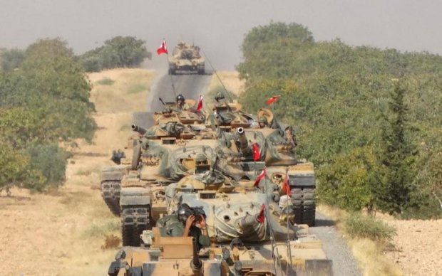 Операція Оливкова гілка: турецькі війська взяли в облогу сирійське місто