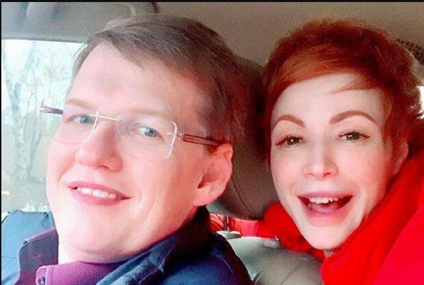 Павло Розенко з Оленою-Крістіною Лебідь, скріншот