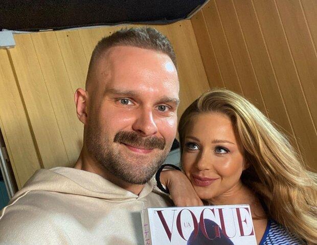 Тіна Кароль і Володимир Завадюк, фото з Instagram