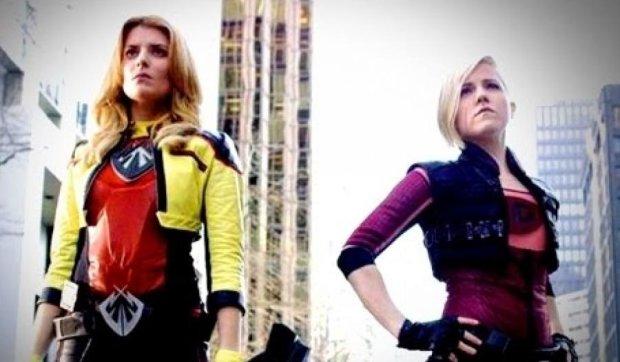 Презентовали трейлер сериала про женщин -супергероев (видео)
