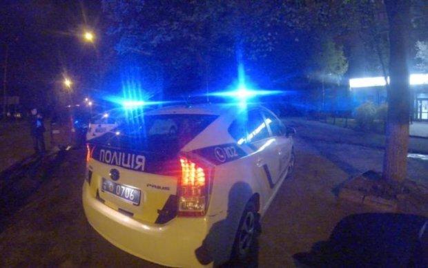 Пьяный мажор на Jaguar устроил погром в столице