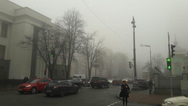 Чем опасен туман в Киеве - топ советов медиков, которые помогут сберечь здоровье