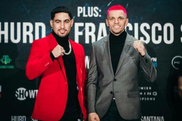 Бой Редкач - Гарсия состоится 25 января, Boxingscene