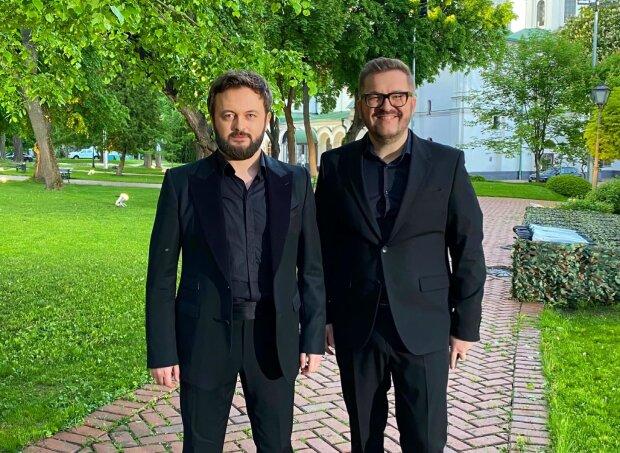 Александр Пономарев и Дзидзьо, фото с Instagram