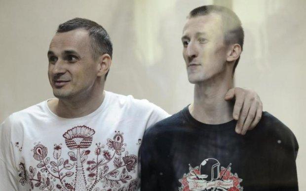 Путін помилує українців Сенцова і Кольченка, - ЗМІ
