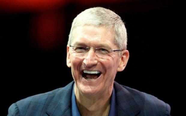 Apple поставила полицию на место