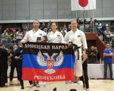 """Команда """"ДНР"""" на турнірі в Японії, obozrevatel.com"""